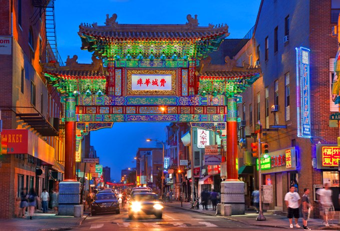 Chinatown Real Estate