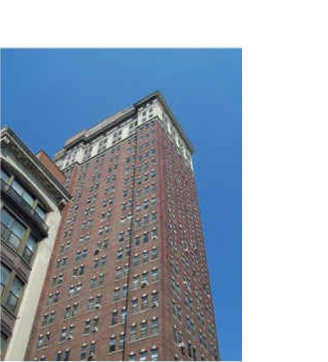 Center City Philadelphia Apartments: The Chancellor Apartments Philadelphia