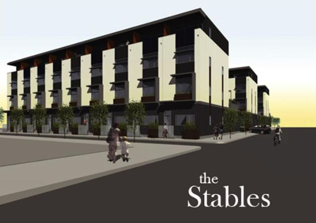 Stable Flats