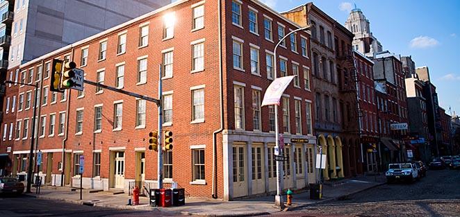 Old City, Center City, Philadelphia. Waterfront II Apartments