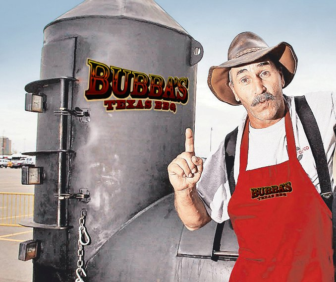 Bubba Of Bubba's BBQ Lands Food Network Show
