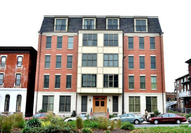 1904-08 Spring Garden Street Philadelphia