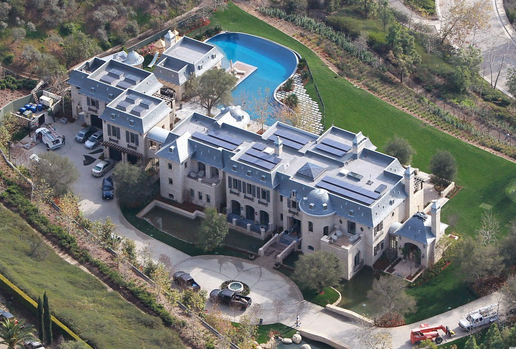 Tom Bradys House
