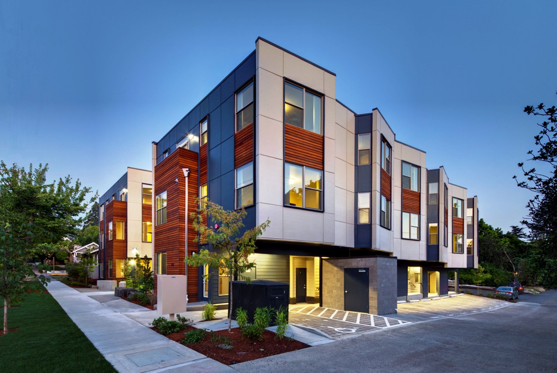 Medium Density Housing On Pinterest Social Housing