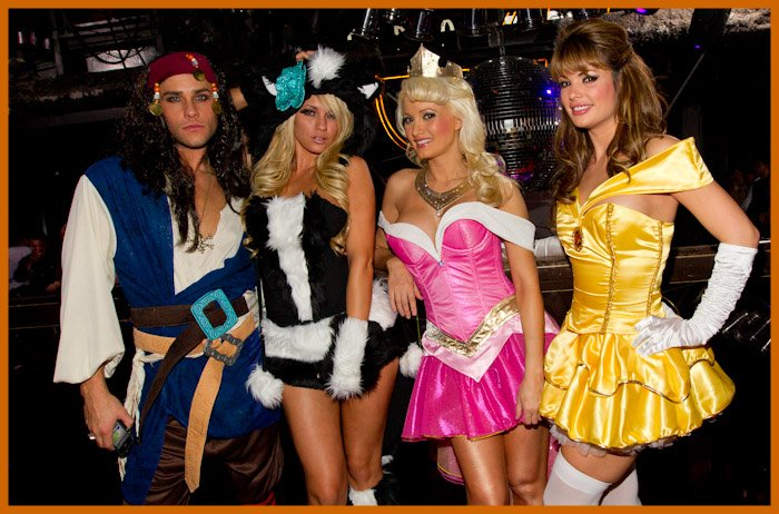 Philly's Hottest Halloween Parties!