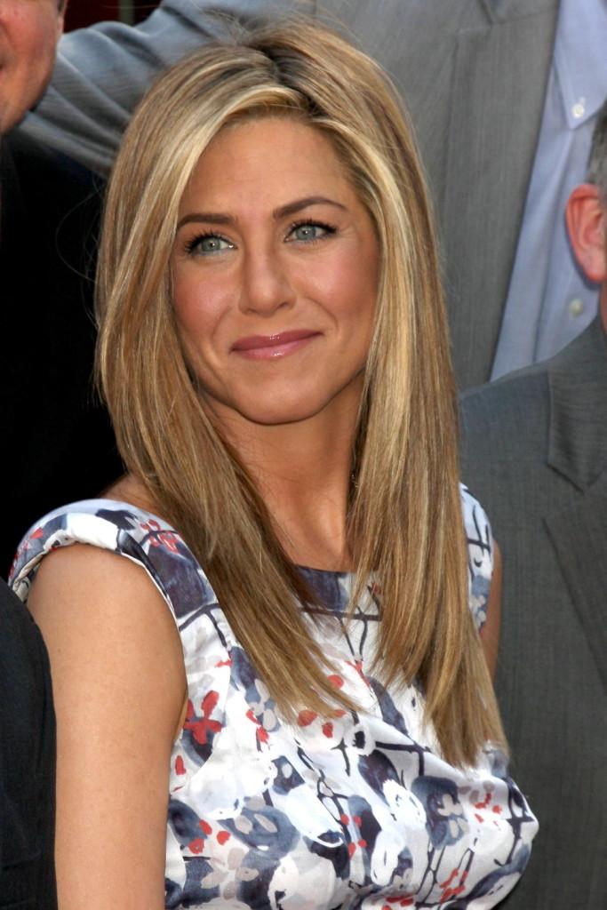 Jennifer Aniston UPenn