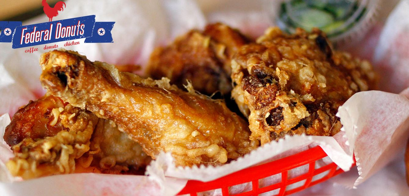 Fried Chicken Joke Waterfront Properties Blog: Federal Donuts Opening 2 New Locations