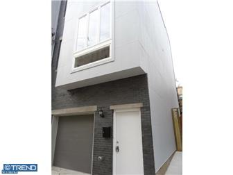 3 Bed 2.5 Bath New Construction Home for Sale in Northern Liberties