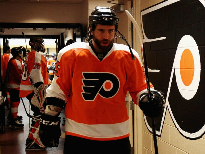 Max Talbot Flyers