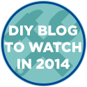 DIY/Home Improvement Blogs to Watch in 2014