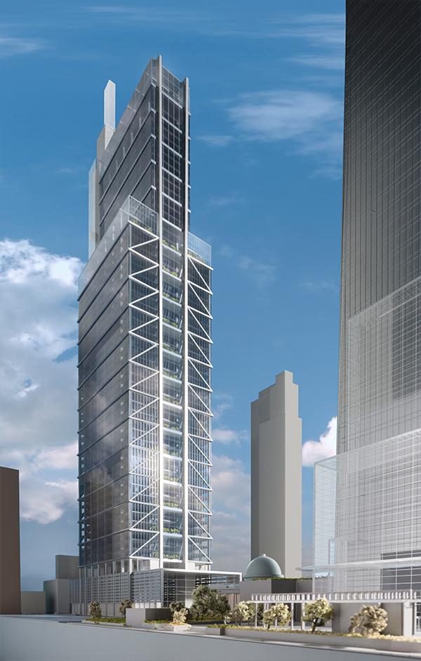 Philadelphia S New Comcast Building Plans