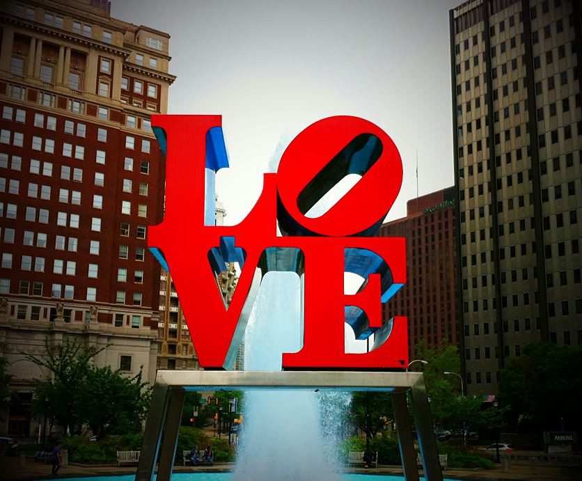 Philly LOVE Park