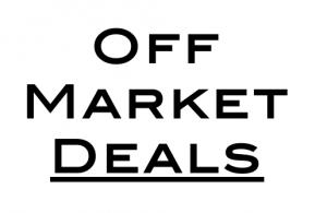 Philadelphia Off Market Deals
